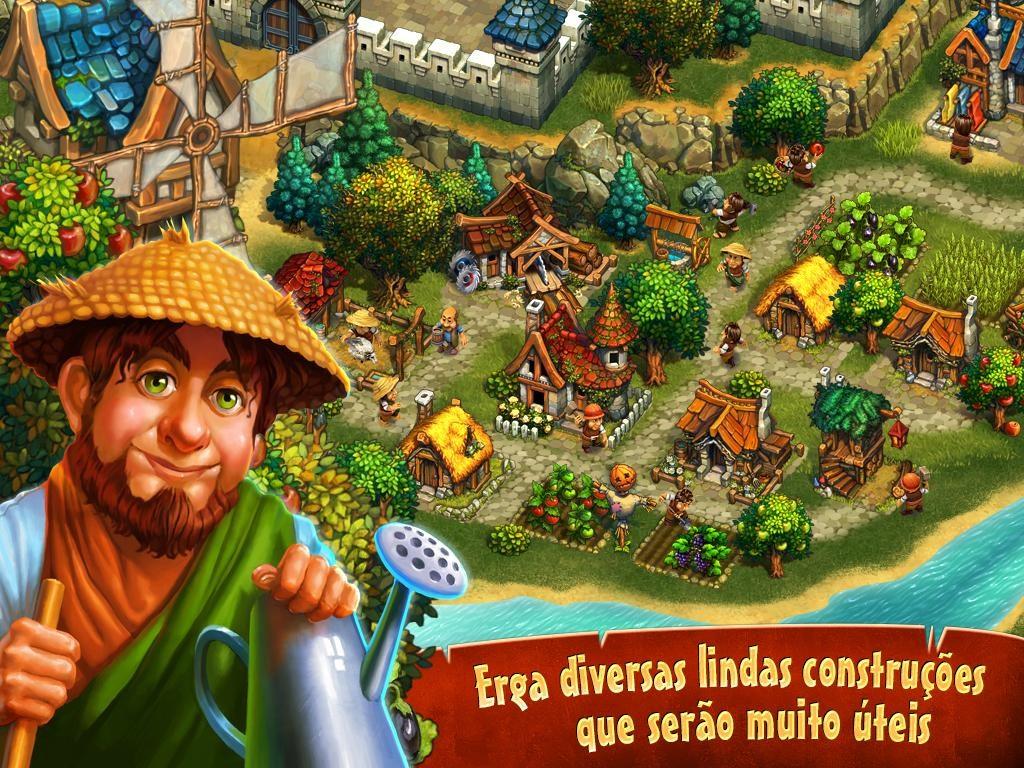 The Tribez & Castlez - Imagem 1 do software
