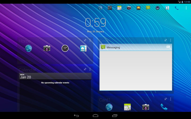 2tap Launcher Pro - Imagem 1 do software