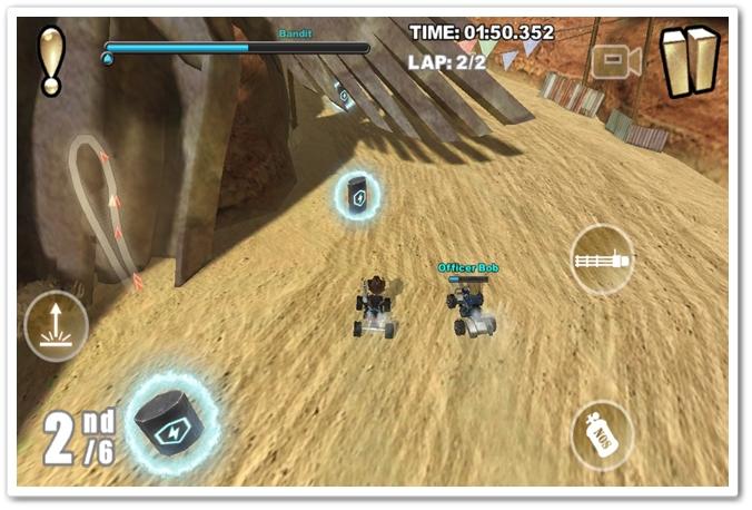 Cracking Sands Racing - Imagem 2 do software