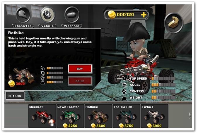 Cracking Sands Racing - Imagem 3 do software