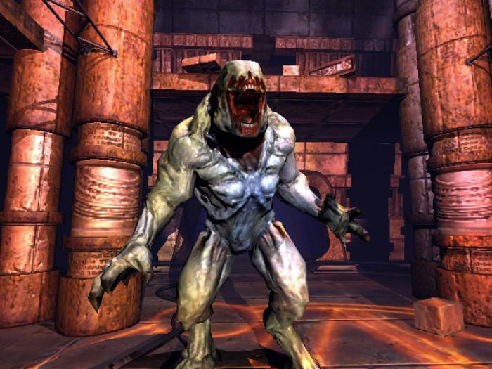 Doom 3 - Imagem 1 do software
