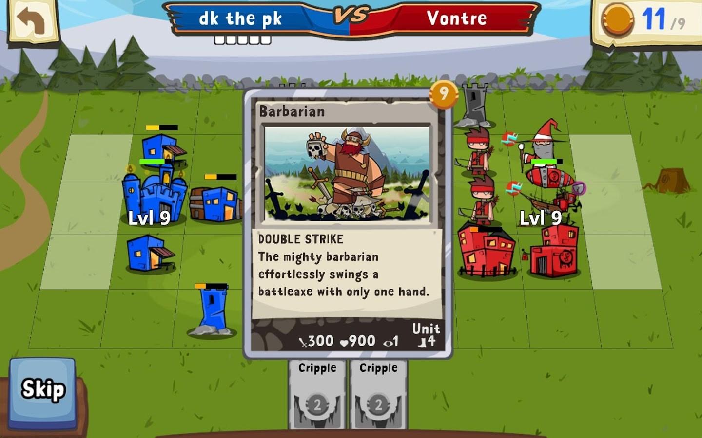 Cards and Castles - Imagem 1 do software
