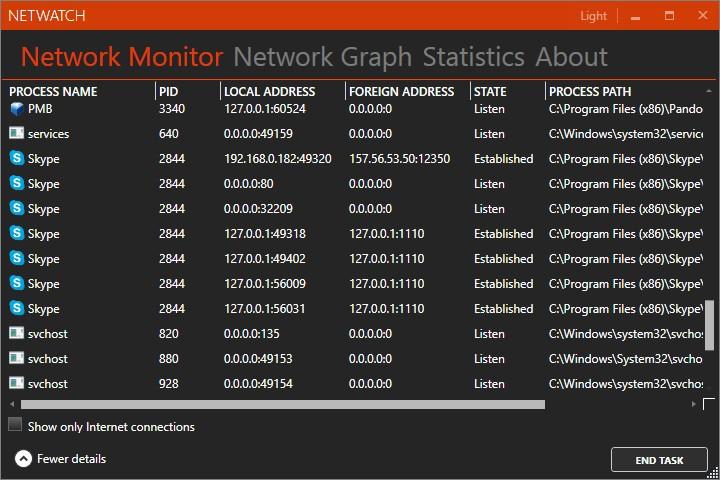 Network Watcher - Imagem 1 do software