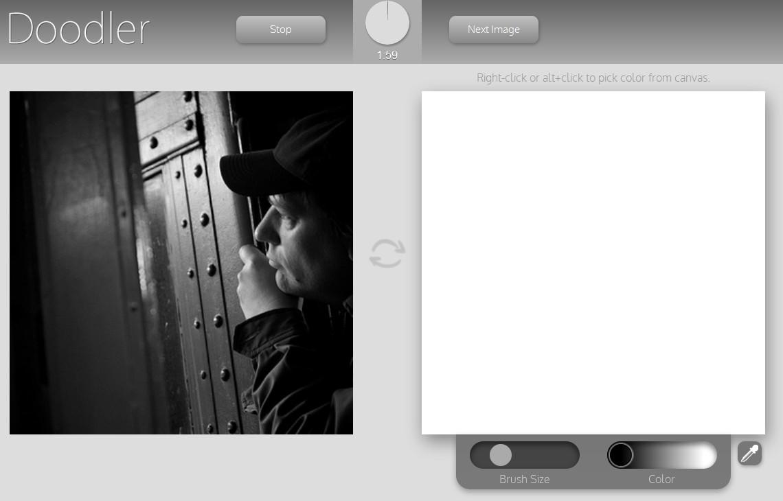 Doodler - Imagem 1 do software
