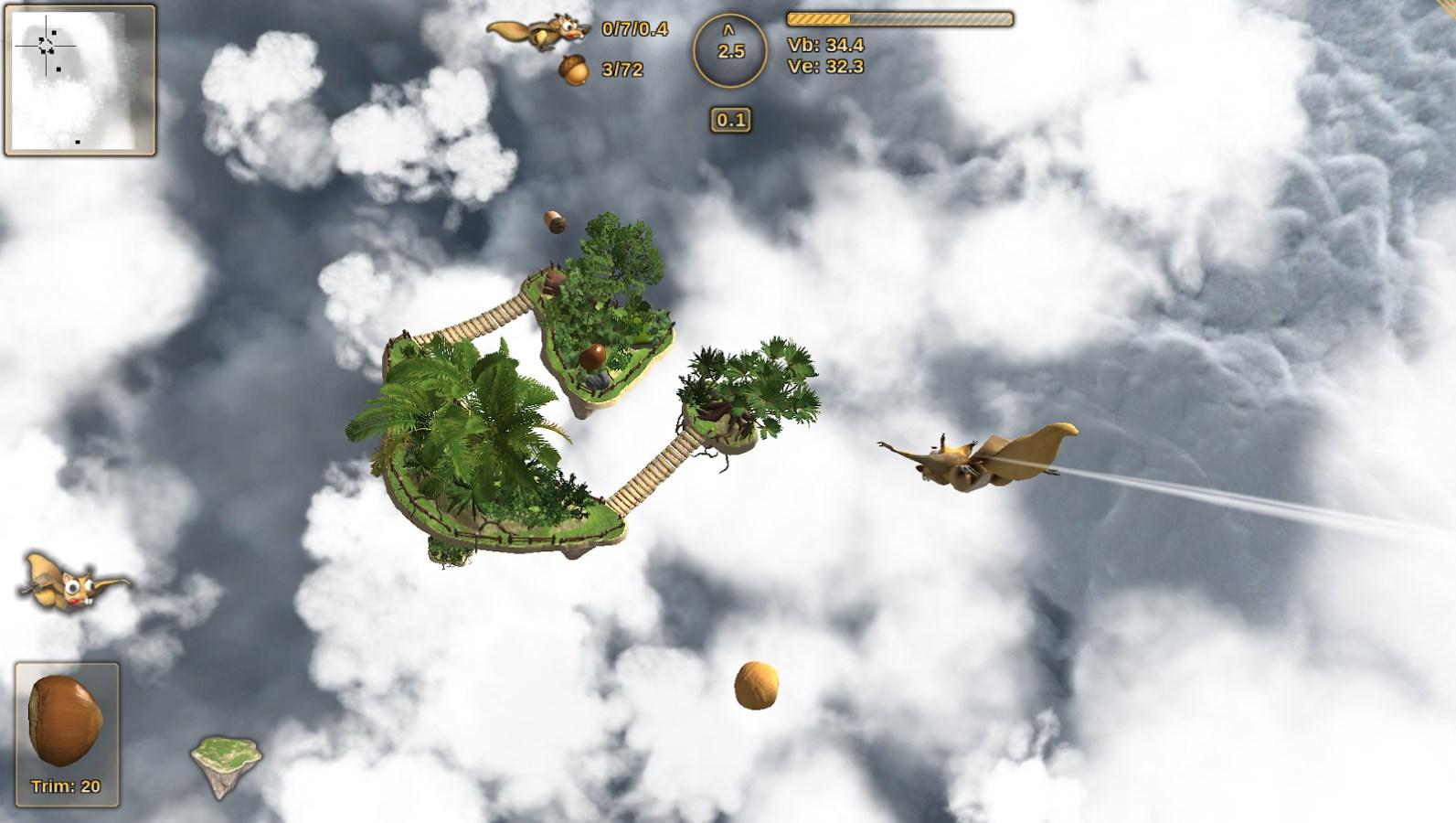Crazy Flying Squirrel (Pago) - Imagem 1 do software