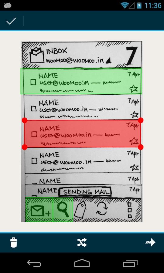 POP - Prototyping on Paper - Imagem 2 do software