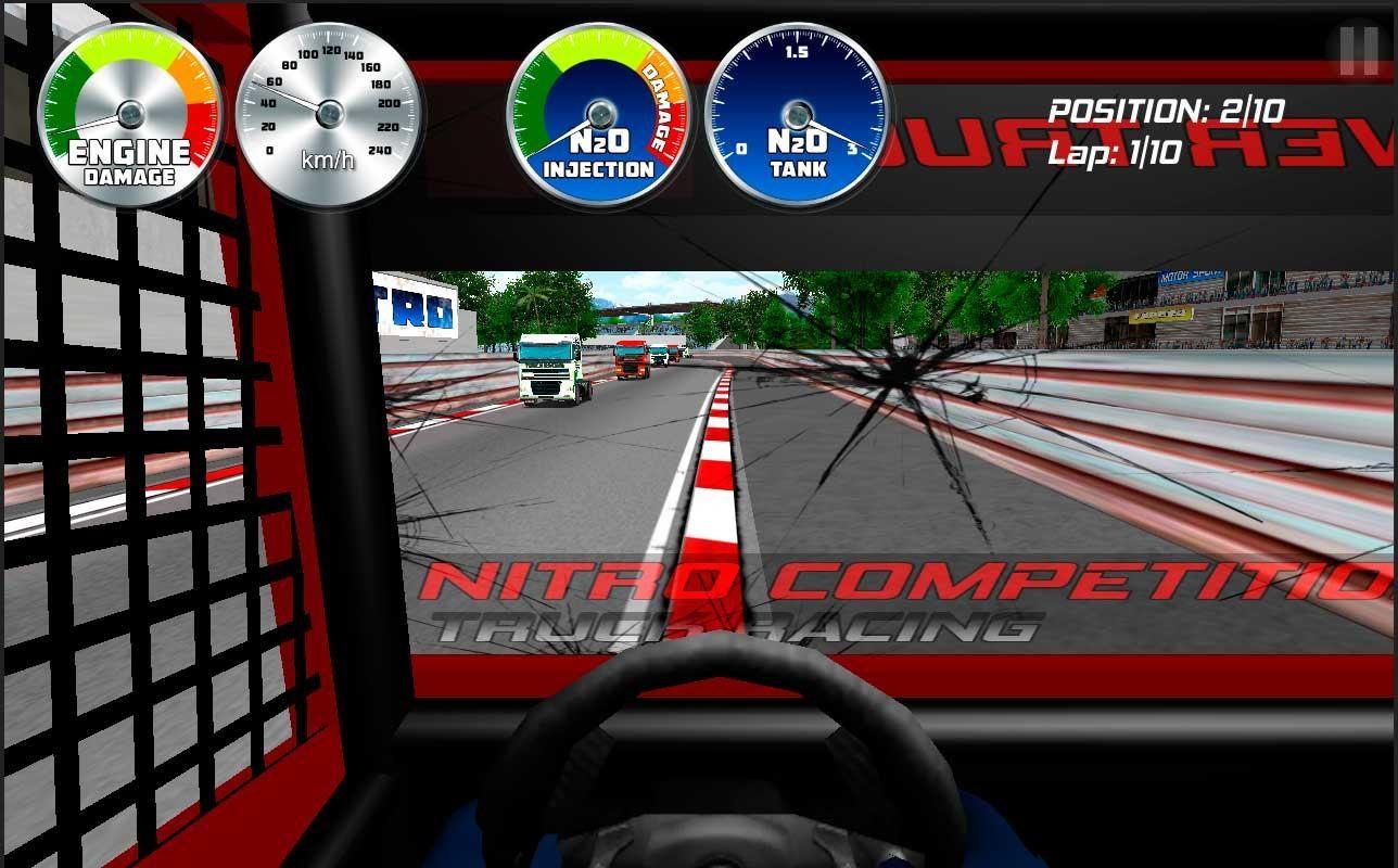 Truck Racing Nitro - Imagem 1 do software