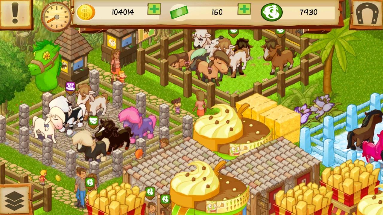 Horse Park Tycoon - Imagem 1 do software