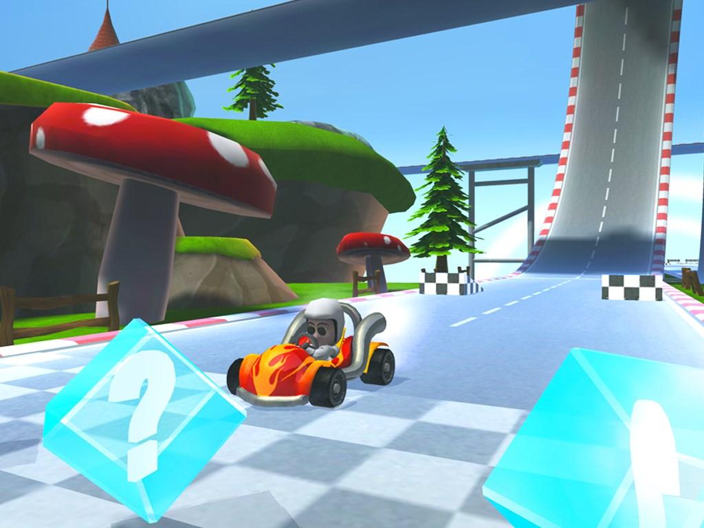Kart World Turbo Drift Race - Imagem 1 do software