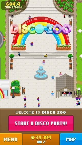Disco Zoo - Imagem 1 do software