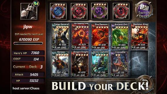 Elemental Kingdoms (CCG) - Imagem 1 do software