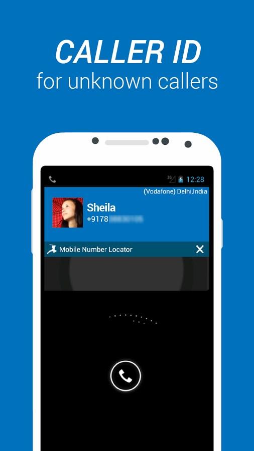 Mobile Number Locator - Imagem 1 do software