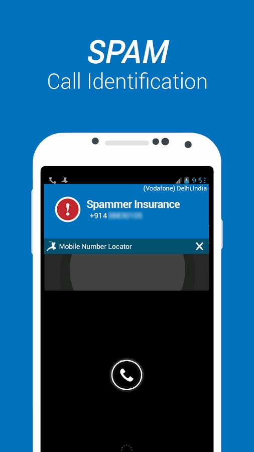 Mobile Number Locator - Imagem 2 do software