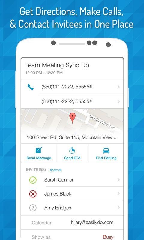 EasilyDo Smart Assistant - Imagem 2 do software