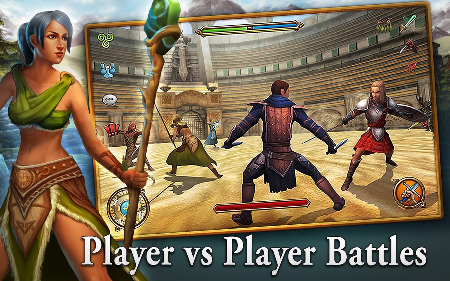 3D MMO Celtic Heroes - Imagem 1 do software