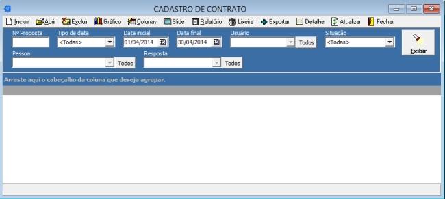 Sabe Contrato - Imagem 1 do software