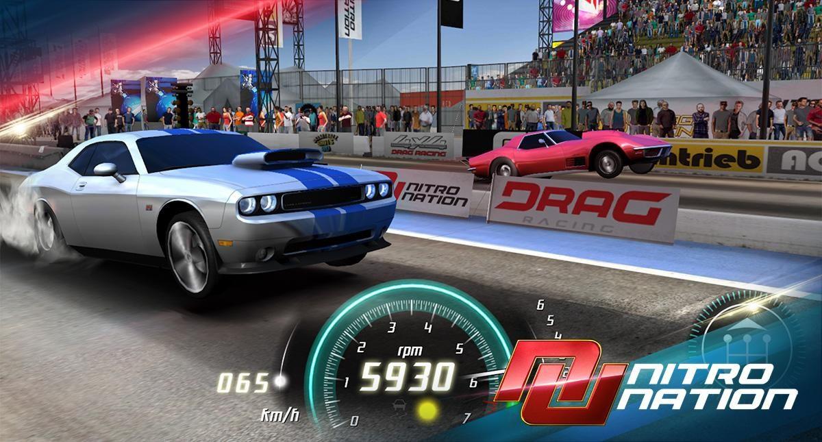 Nitro Nation Racing - Imagem 1 do software