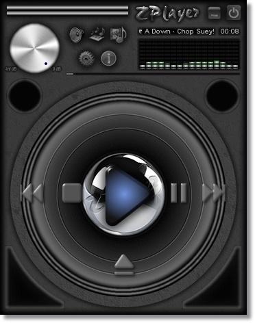 ZPlayer - Imagem 1 do software