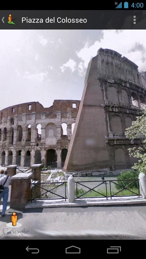 Street View in Google Maps - Imagem 2 do software