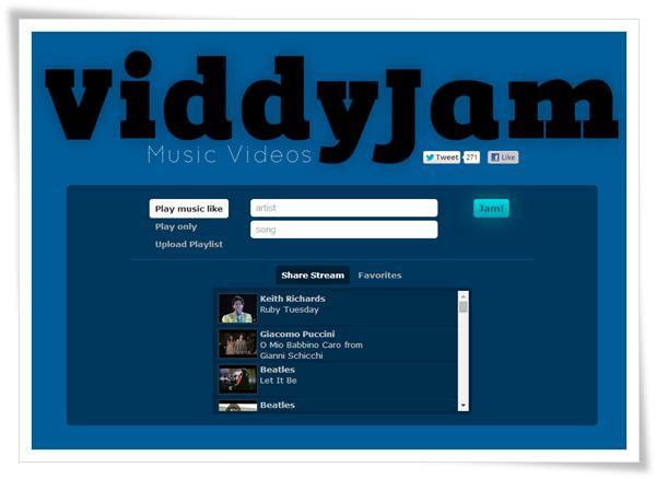 ViddyJam - Imagem 1 do software