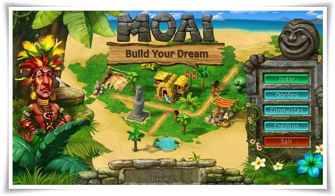 MOAI – Build Your Dream Deluxe - Imagem 1 do software