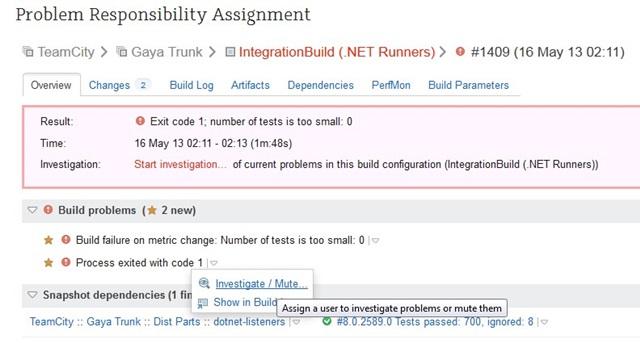 TeamCity - Imagem 1 do software