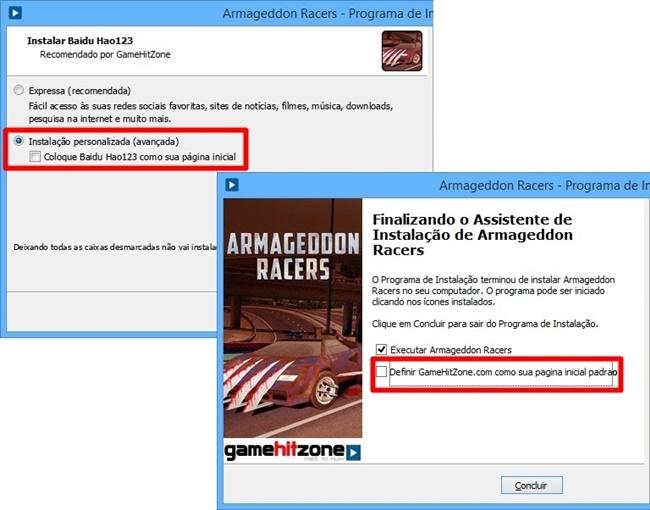 Armageddon Racers - Imagem 3 do software