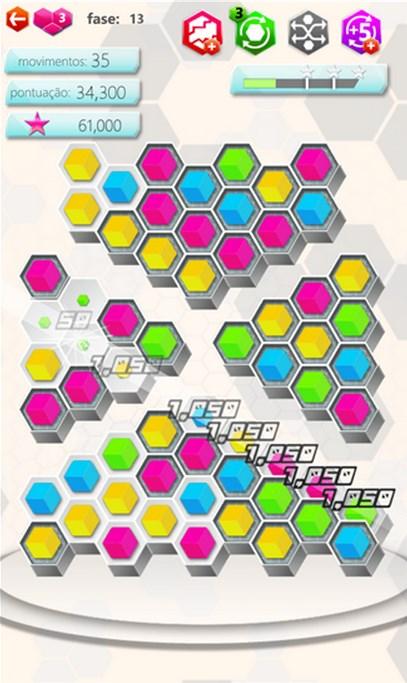 Hexic - Imagem 2 do software