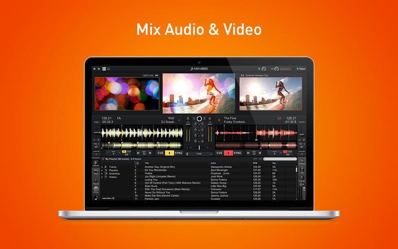Cross DJ - Imagem 1 do software