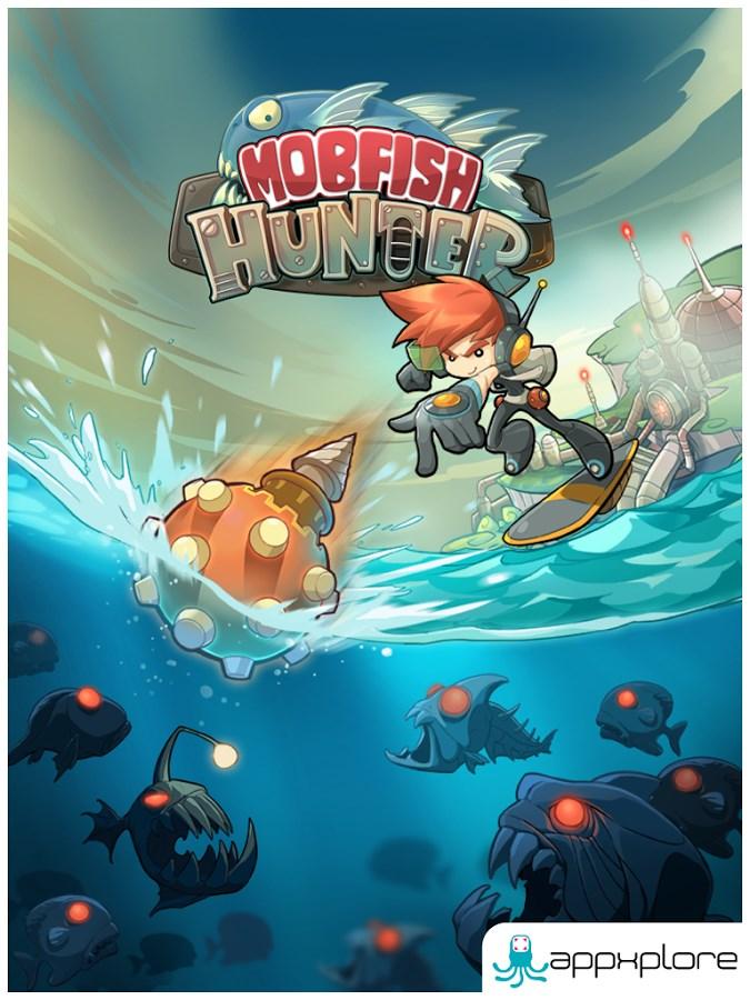 Mobfish Hunter - Imagem 1 do software