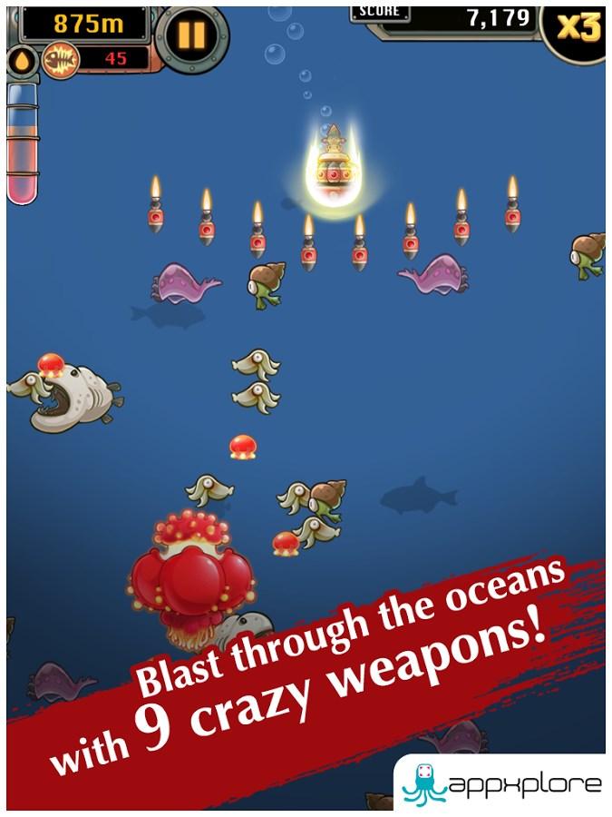 Mobfish Hunter - Imagem 2 do software