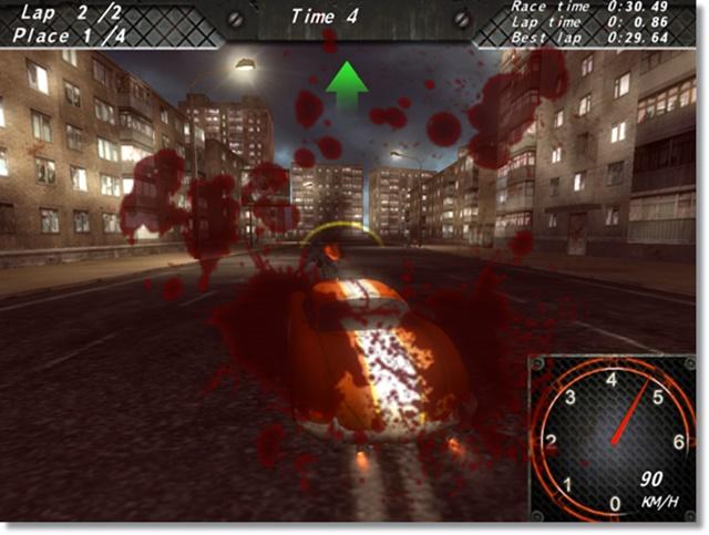 Armageddon Racers - Imagem 1 do software