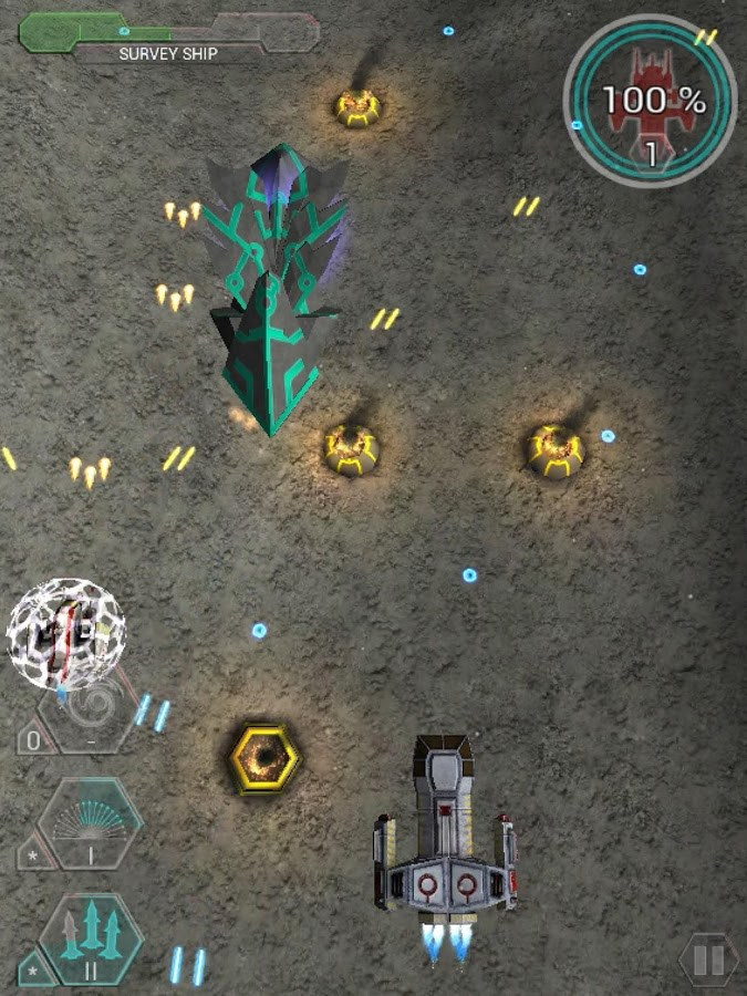 Galaxy Conquerors LITE - Imagem 2 do software