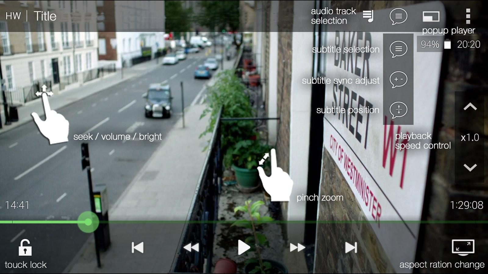 DicePlayer - Imagem 1 do software