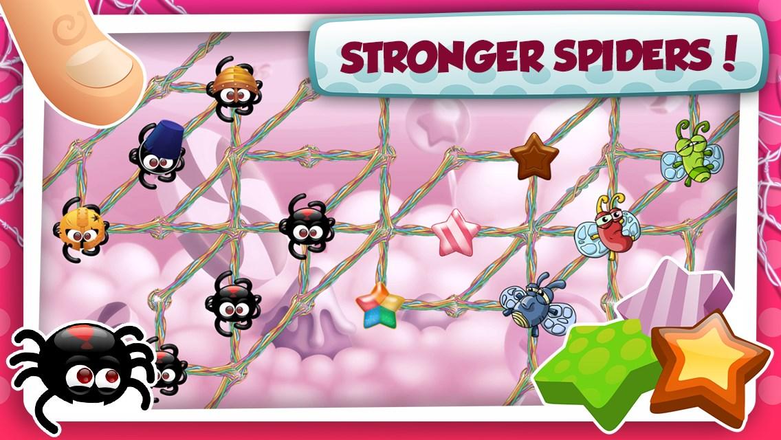 Greedy Spiders Smash - Imagem 1 do software
