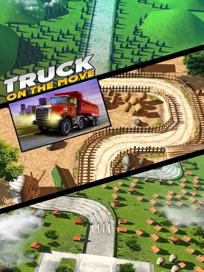 Truck on the Move - Imagem 2 do software