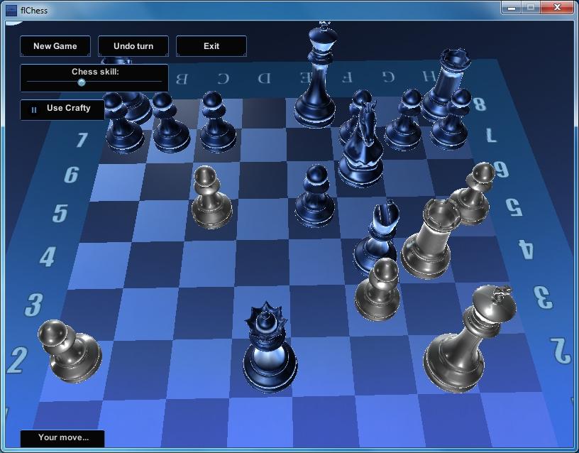 flChess - Imagem 1 do software