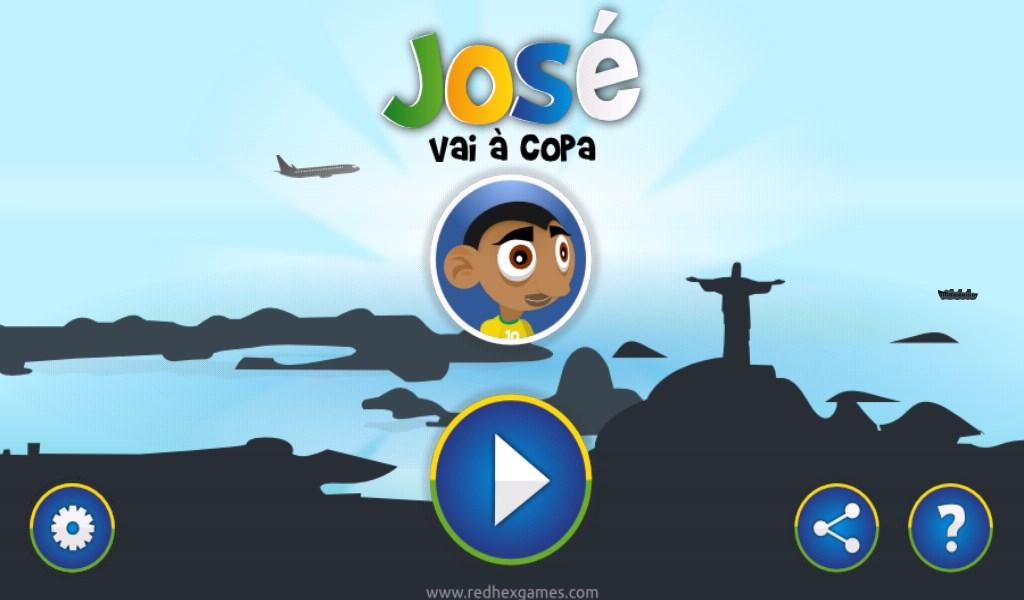 José vai à Copa - Imagem 1 do software