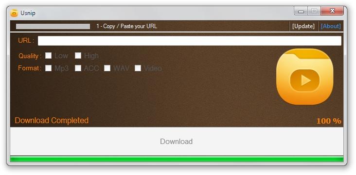 Usnip - Imagem 1 do software