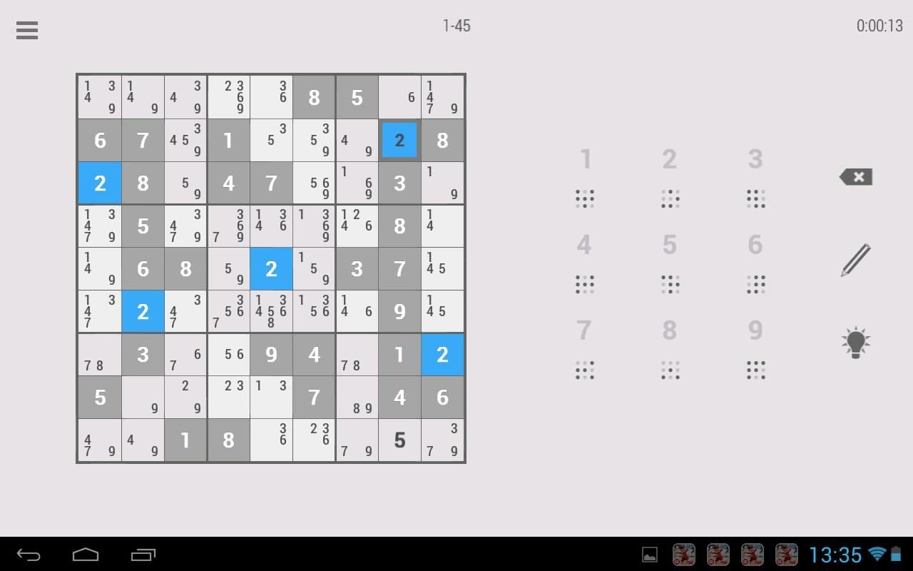 Simply Sudoku - Imagem 1 do software