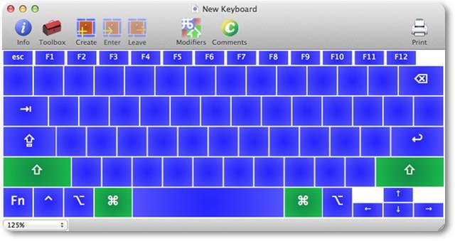 Ukelele - Imagem 1 do software