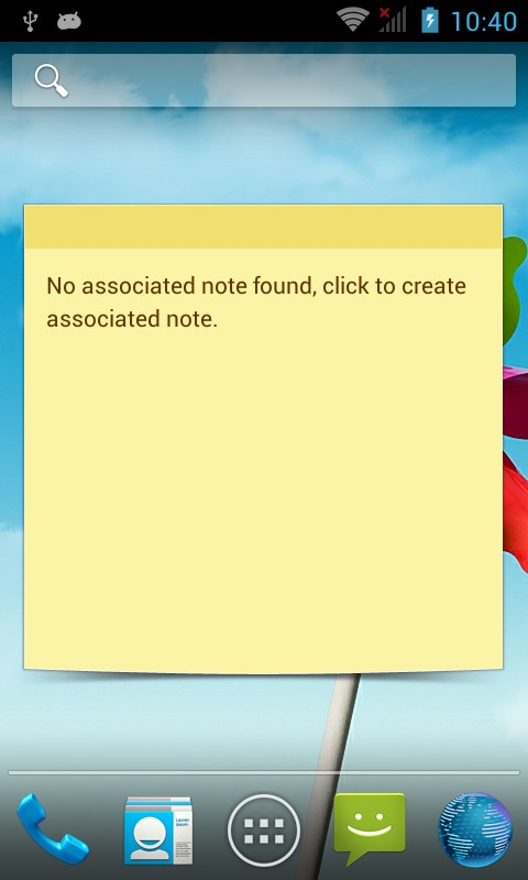 Color Note - Imagem 2 do software
