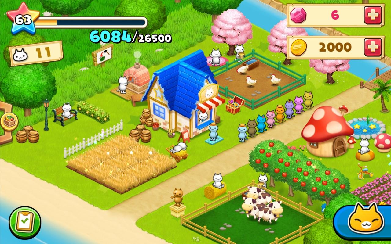 Meow Meow Star Acres - Imagem 1 do software