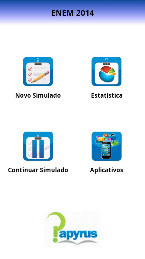 ENEM 2015 - Imagem 1 do software