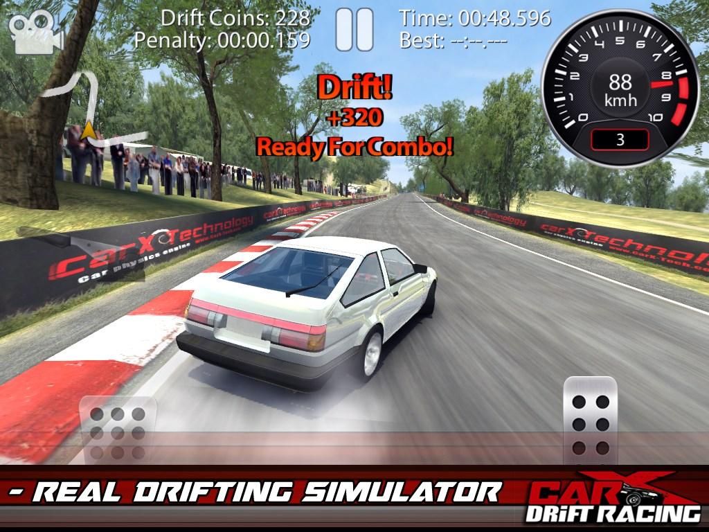 CarX Drift Racing - Imagem 1 do software