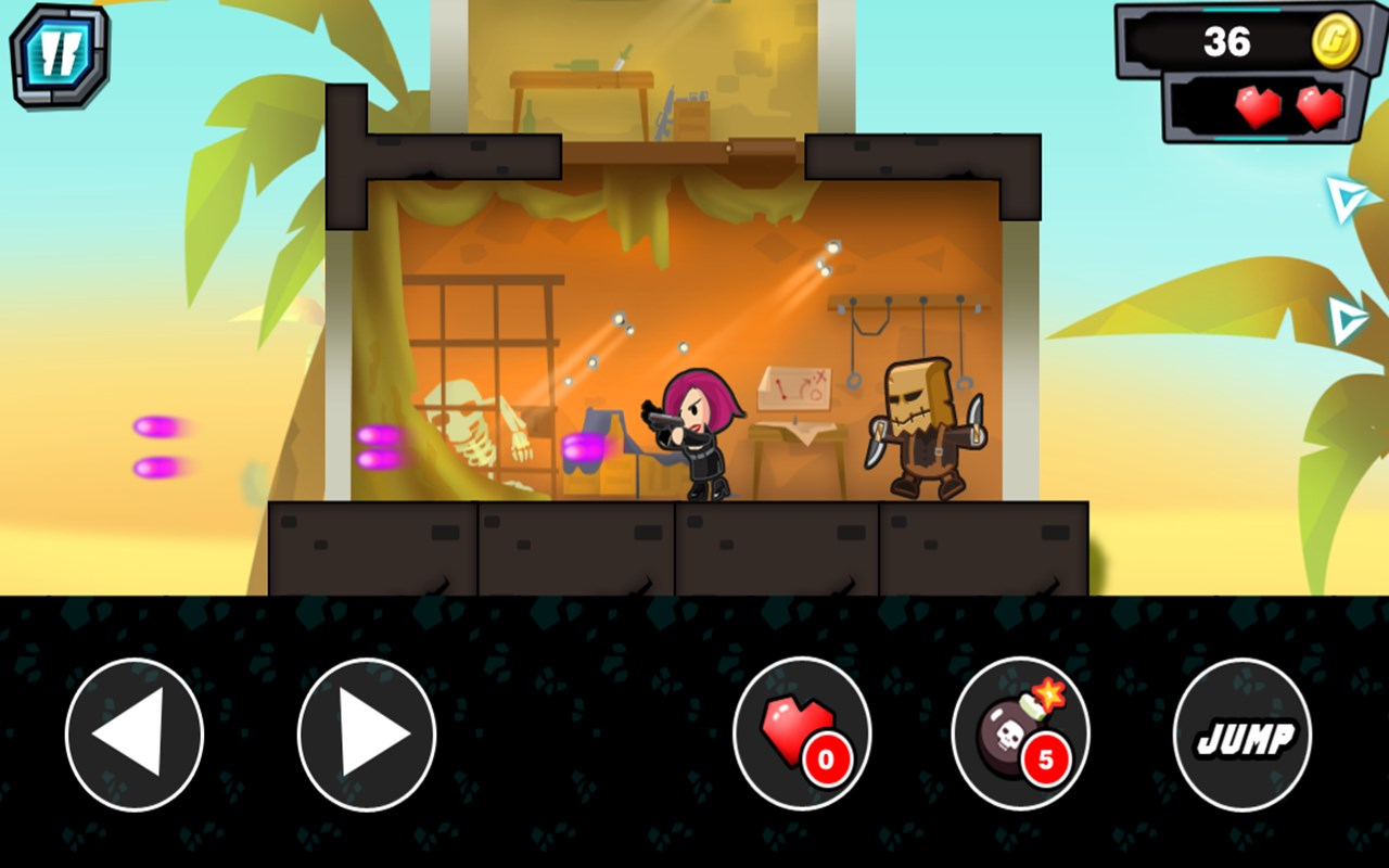 Action Heroes: Special Agent - Imagem 1 do software