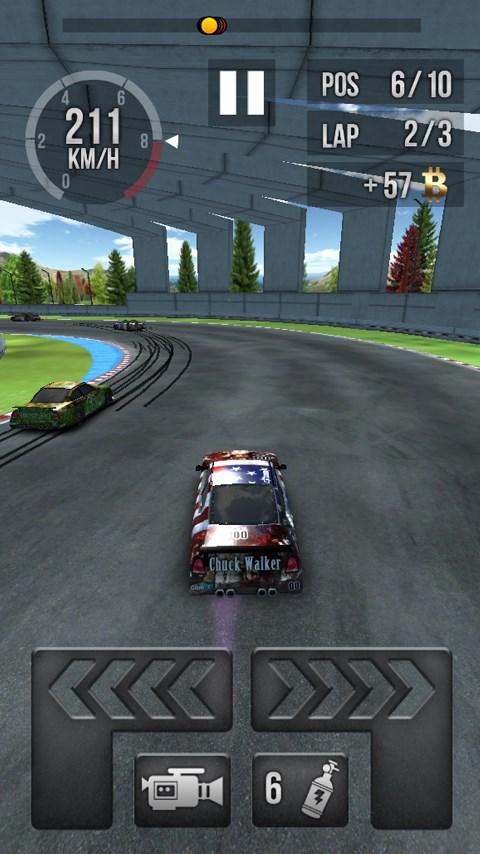Thumb Car Racing - Imagem 2 do software