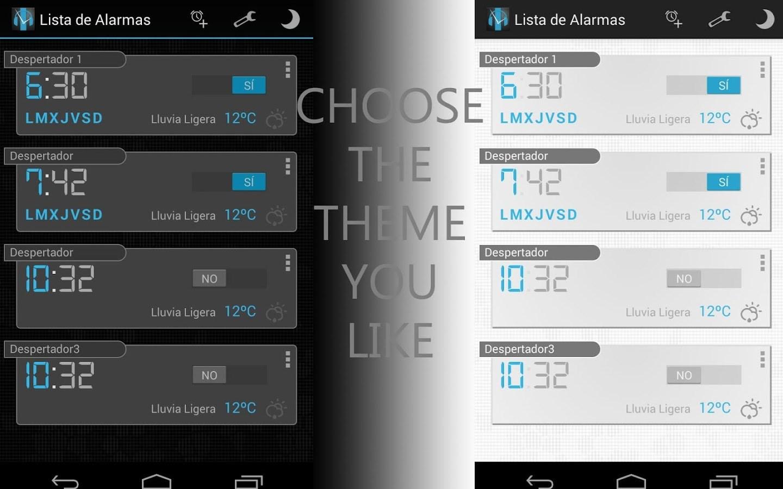 Turbo Alarm - Alarm Clock Download to Android Grátis