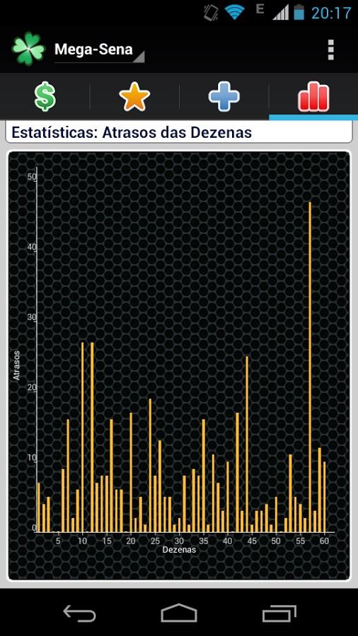 Loterias Mobile - Imagem 1 do software