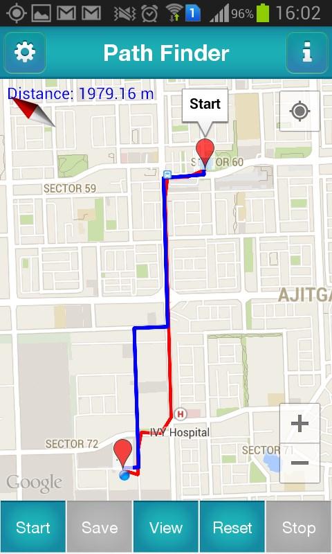 Path Finder - Imagem 2 do software